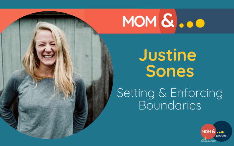 Setting Boundaries with Justine Sones