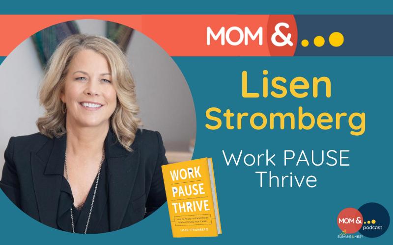 Lisen Stromberg Work, Pause, Thrive